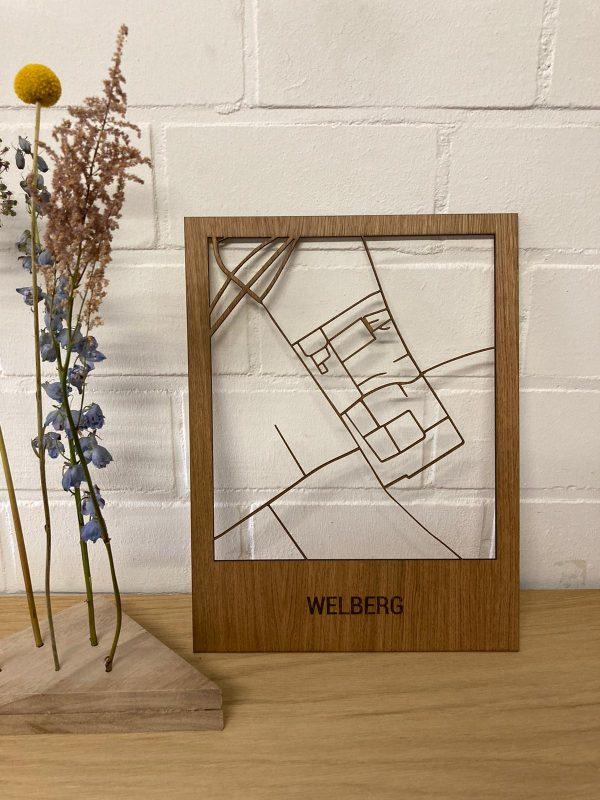 Citymap Welberg